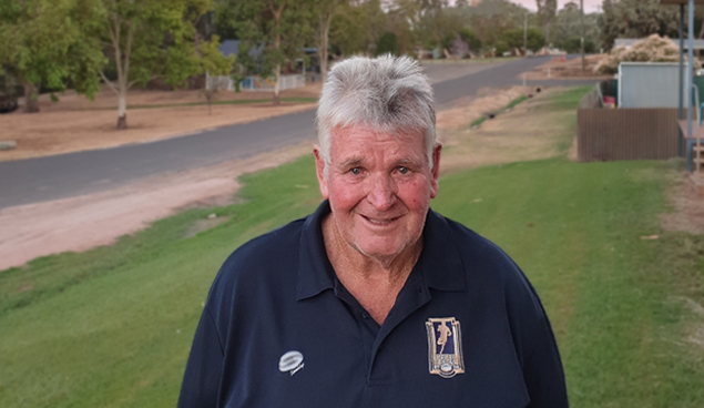 Steve Outen - Roma to host first Outback Masters