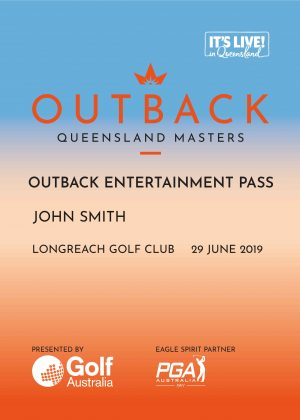 Outback Entertainment Pass