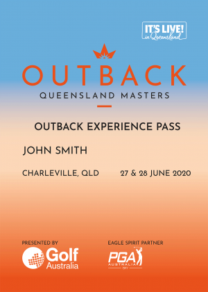 Outback Experience Pass