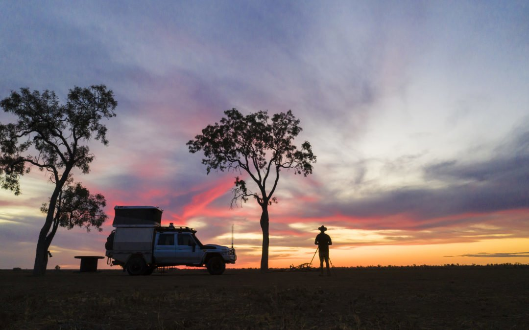 The Ultimate Outback QLD Golfing Road-trip