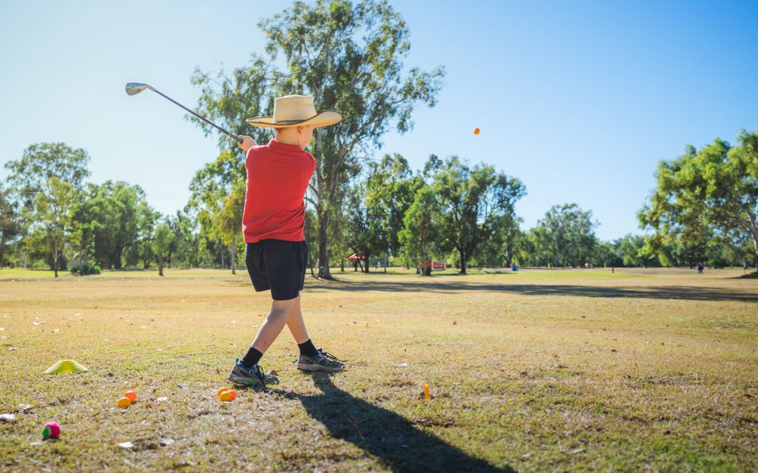 Tee Off in Biloela for the 2021 Outback Queensland Masters Attracts Visitors of All Ages from 14 to 84!